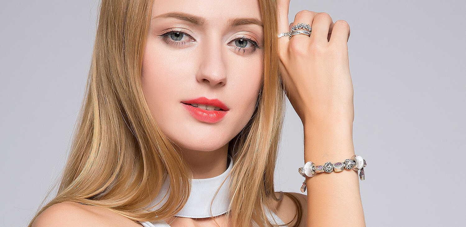 Cómo elegir los charms Pandora para tu pulsera