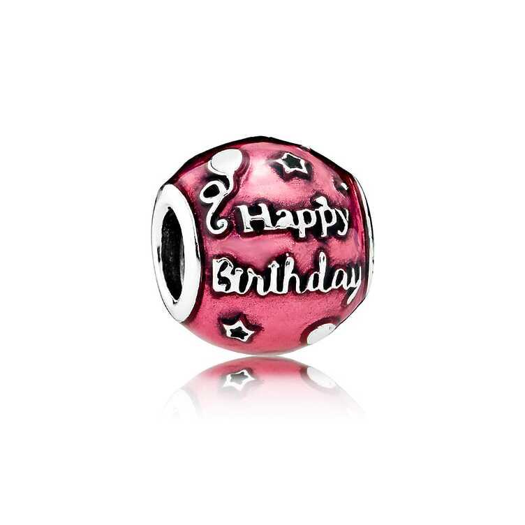 Charm Celebración de cumpleaños