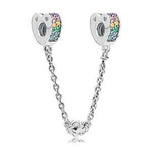Cadena de seguridad, Arco de Amor Multicolor