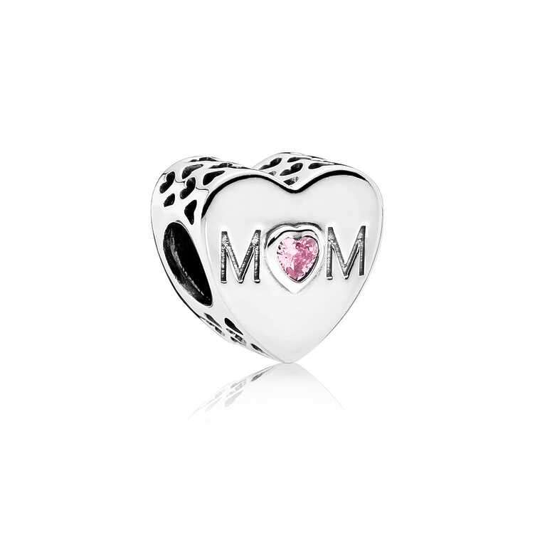 Charm Corazón de mámi