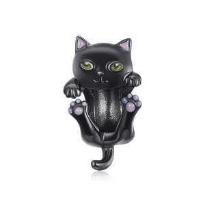 Charm Gatito negro