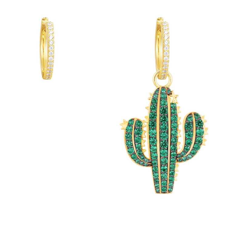 Aros asimétricos Cactus