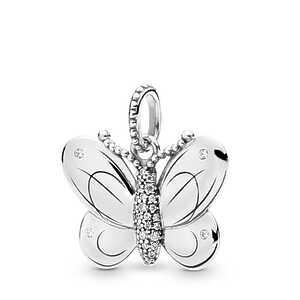 Charm Mariposa decorativa, colgante