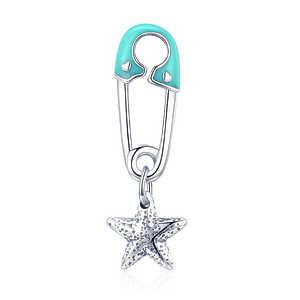 Charm Estrella floreciente, colgante