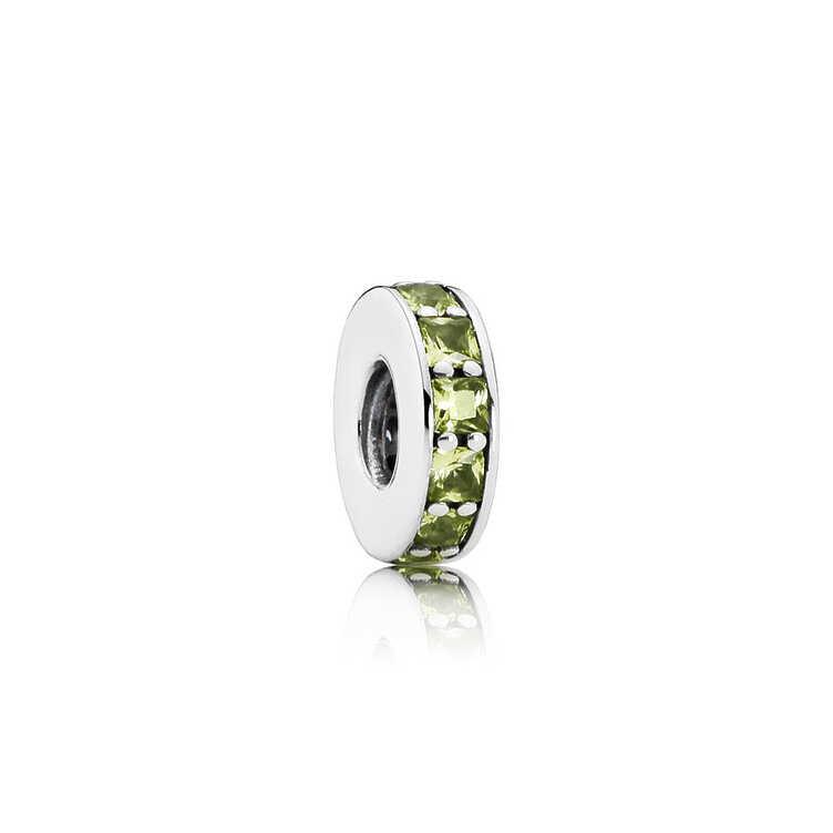 Charm Eternidad verde oliva, separador
